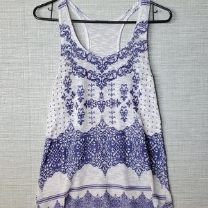 Maurices Printed tank top
